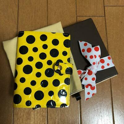 LOUIS VUITTON x YAYOI KUSAMA Planner Cover Polka Dot / PM