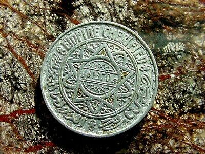 Circulated 1 Coin Only AH 1370 1950 Morocco 5 Francs 5 Available