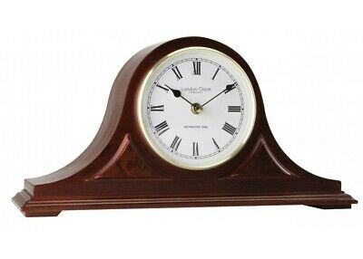 London clock Co Wooden Westminster chime Napoleon mantel clock 07031