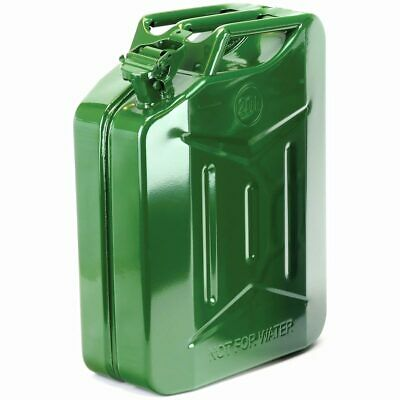 Bike It Fuel Jerry Can 20 Litres - Green UK SELLER