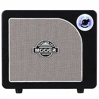 Mooer Hornet Black 15 watt combo amp with built in effects and amp modeling New