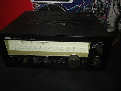 Sansui DC Integrated Tuner Amplifier TA-500 (powers on only testing done as is )