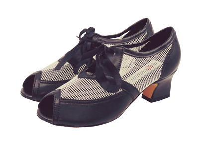 Ladies Premium Rock and Roll dance shoes