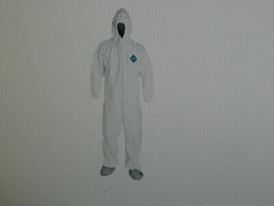 DUPONT TY122S-XL TYVEK COVERALLS BUNNY SUIT CASE//25