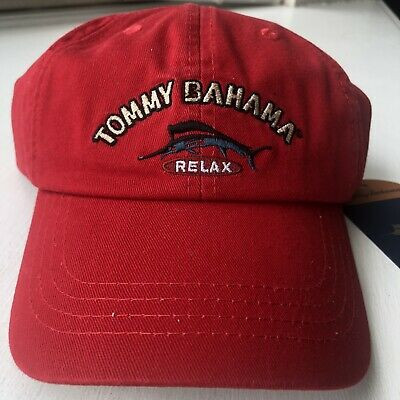 Charcoal Tommy Bahama Cocktail Baseball Hat NWT