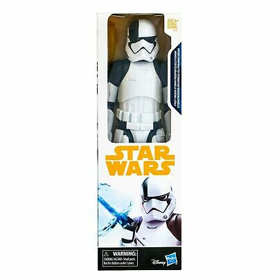 New Star Wars The Last Jedi First Order Stormtrooper Executioner 12 inch Figure