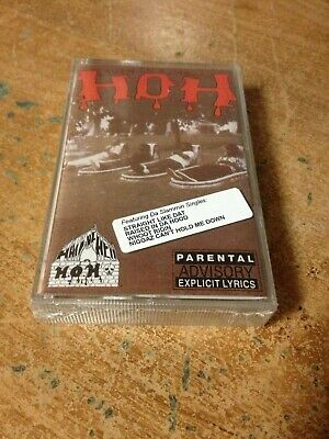 H.O.H. - Livin In A Casket (Cassette) Memphis, Tennessee 1995 Sealed