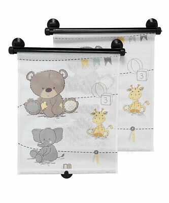 Mothercare Retractable Sunblind (4 pack) - Teddy's Toy Box