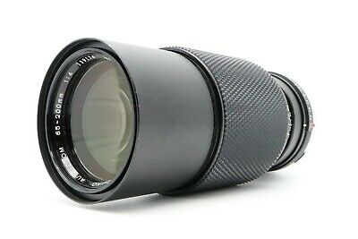 <Excellent> OLYMPUS OM-SYSTEM ZUIKO AUTO-ZOOM 65-200mm F/4 Lens MF from Japan