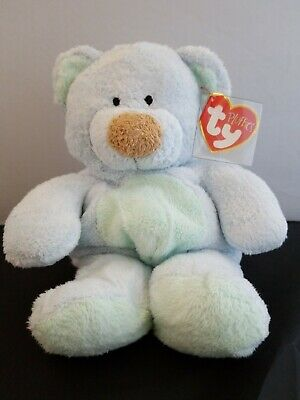 BLUEBEARY 2002 Plush Ty Beanie Pluffies MWMT Please Read