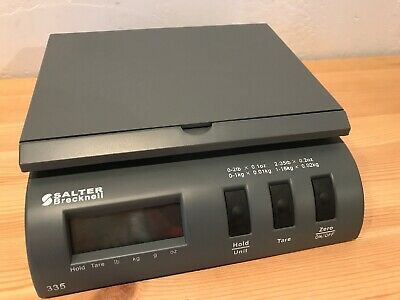 Salter Brecknell 335 Electronic Postal Office Scale USB 35 lb Capacity