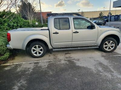 nissan navara d40 Outlaw low miles no vat surplus to requirements