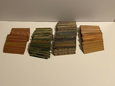 Flat Coin Roll Wrappers - 600 Assorted  Bundle Quarters Dimes Nickels Pennies