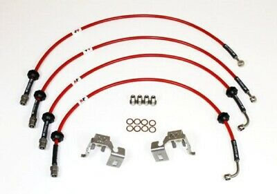 Vauxhall Astra J Type Forge Motorsport Performance Braided Brake Hoses