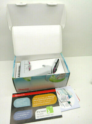 Thermo Scientific 4672010BT E1-ClipTip Bluetooth Electronic Equalizer Pipettes