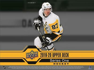 19-20 Upper Deck Series 1 U-Pick Base/ Young Guns/ Canvas/ Portraits/ Inserts