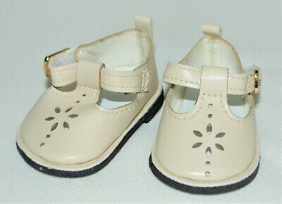 """others 28mm LIGHT BLUE Scallop Trim Ankle Strap for 8/"""" Ginny Doll Shoes"""