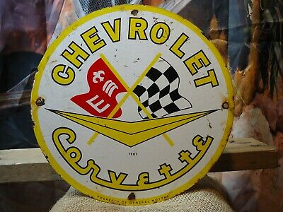 """Chevrolet Garage 40/"""" Double Sided Sign LED Marquee Bulbs Retro Vintage Antique"""