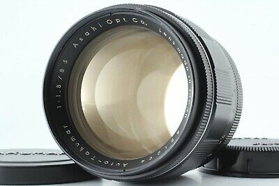 RARE!【Excellent+5】 Asahi Pentax Auto Takumar 85mm f1.8 For M42 From JAPAN #334