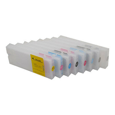 Epson Stylus Pro 7800 / 9800 Refilling Cartridge(400ml) 8pcs/set, with 4 Funnels