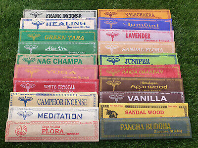 Handmade Export Quality Incense 15gm (FREE SHIPPING), Nepal