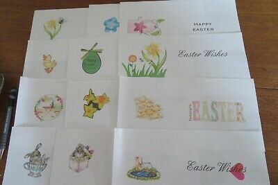 6x6 Easter designs inserts for cards 5x5
