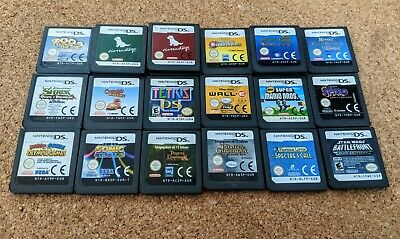 Nintendo DS Game Carts Cartridges SELECT YOUR OWN FAST DISPATCH UK