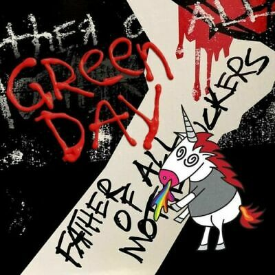 Cd - Green Day Father Of All...  (2020) New