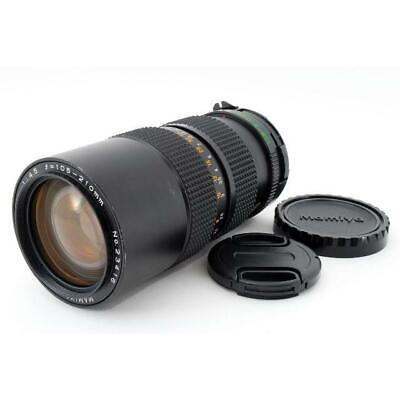 [Excellent+++++] Mamiya Zoom Lens Rear Sekor ULD C 105-210mm f/4.5 MF From Japan