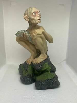 Lord of the Rings Smeagol Gollum Statue Figure Sculpture
