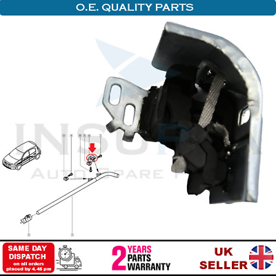 RENAULT CLIO EXHAUST MOUNT MIDDLE SECTION HANGER REPLACEMENT BRACKT 1998-2005