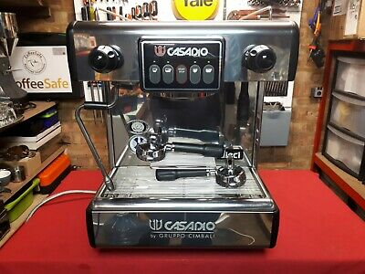 CASADIO DIECI 1 Group Commercial Espresso Coffee Machine