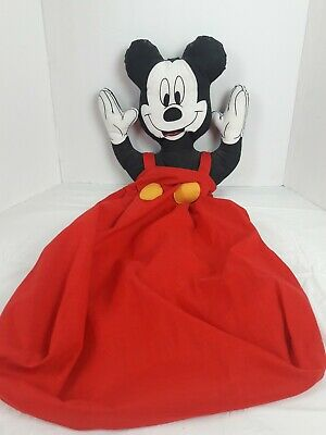 Vintage Disney Mickey Mouse Diaper Stacker/Holder Baby Room Decoration