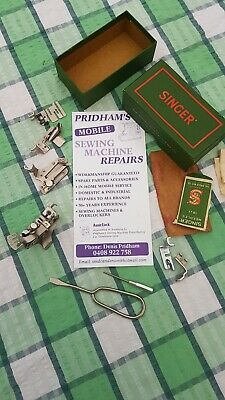 Collectable Vintage Singer Sewing Machine Accessories