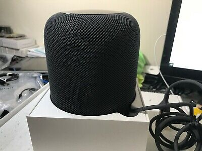 Apple HomePod Portable Smart Speaker Space Gray MQHW2LL/A Bad sound