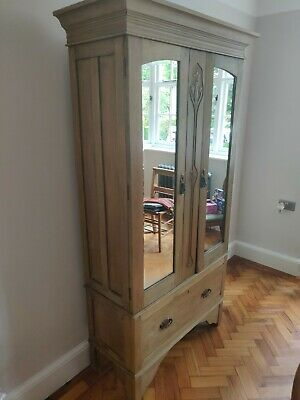 Edwardian Art & Crafts Wardrobe