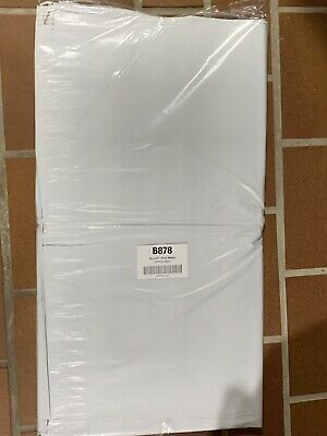 25 - 24x24 WHITE POLY MAILERS ENVELOPES BAGS 24 x 24