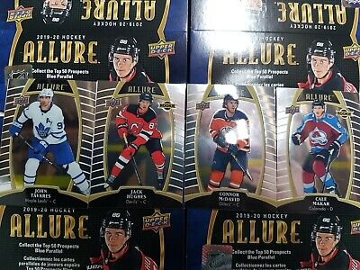 2019-20 Upper Deck Allure (1-100) COMPLETE YOUR SET - YOU PICK FROM LIST
