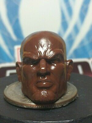 Marvel Legends Hb 2013 Sdcc T.bolts Luke Cage 1:12 Scale Head Cast For 6In Fig.