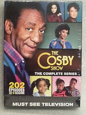 The Cosby Show: Complete DVD Series complete collection seasons 1-8 202 episodes