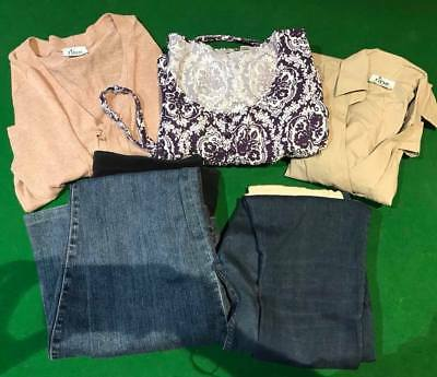 Maternity Clothes bulk lot - Jeanswest jeans & Ripe tops