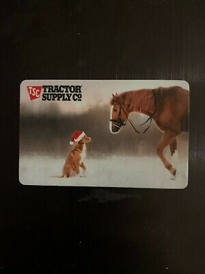 $150 Tractor Supply Co Gift Card Activated Ready to Use Store