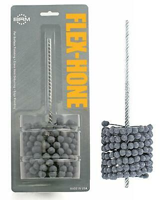 """118mm 180 Grit Brush Research Made in USA GB45818 Flex Ball Hone 4-5//8/"""""""