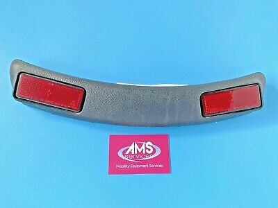 Kymco ForU Agility 8mph Mobility Scooter Rear Bumper With Reflectors, Parts