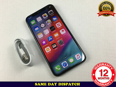 GRADE A Apple iPhone XS - 512GB - Space Grey (Unlocked) A2097 Ref: N490