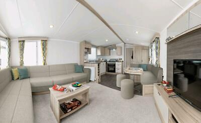 New 2020 static caravan holiday home for sale, sited, onsite, South Devon