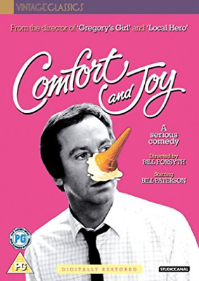 Comfort And Joy DVD NUEVO