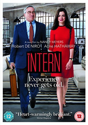 The Intern Dvd Nuevo