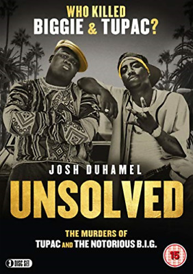Unsolved: Murders Of Tupac & N Big Dvd Nuevo
