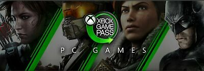 Xbox Game Pass for PC - 3 Months **NO AMD CPU/GPU NEEDED**